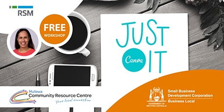 Branding with Canva (Mullewa) tickets