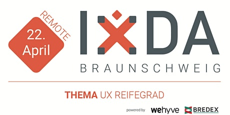 IxDA Braunschweig Roundtable #5 tickets
