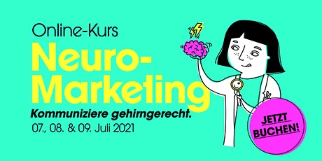 Neuromarketing Online-Kurs Tickets
