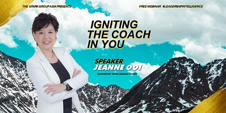 (WEBINAR) Empower Your Leadership Intelligence: Igniting the Coach in You tickets