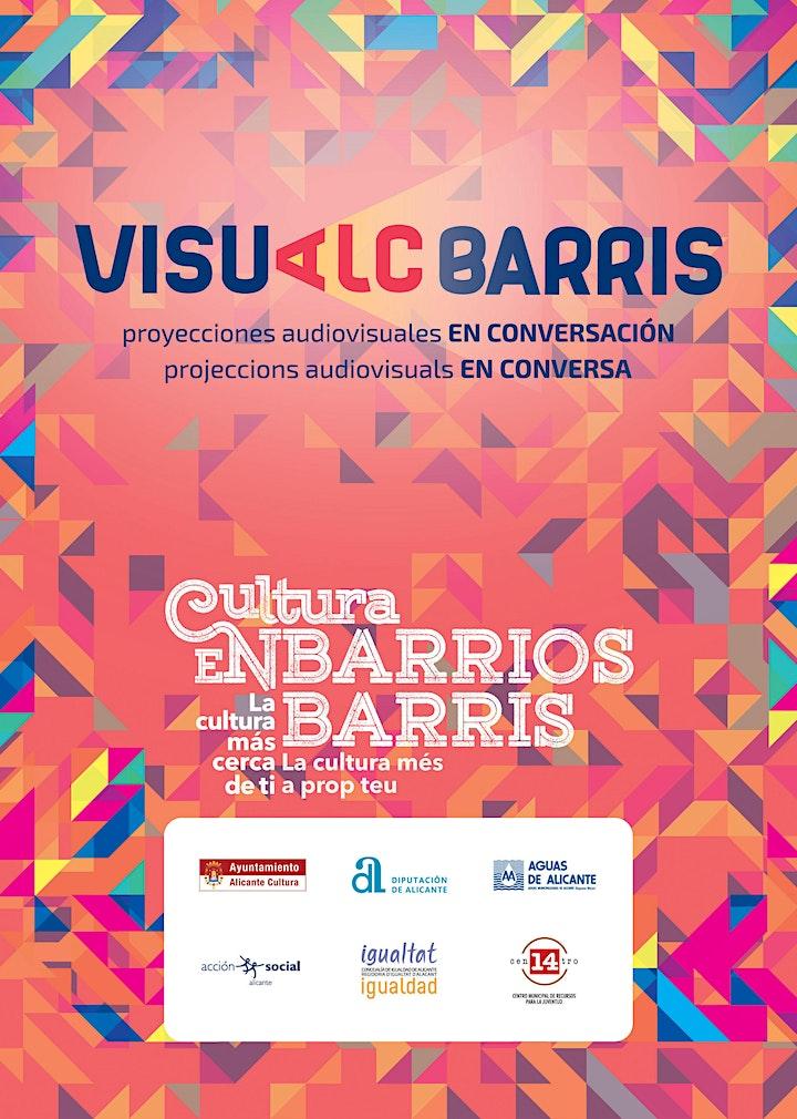 Imagen de LAS MUJERES EMPUJAN,EL MUNDO AVANZA 2(VISUALCBARRIS)Proyección audiovisual