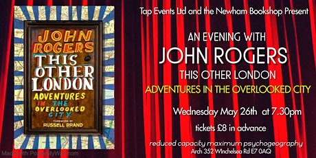 John Rogers: This Other London tickets
