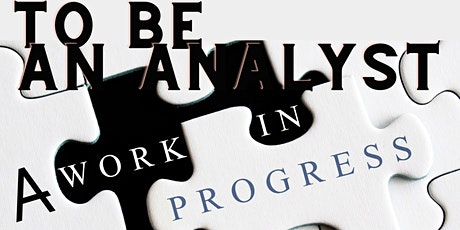 """ICLO - NLS - """"To Be an Analyst - A Work in Progress"""" with Jérôme Lecaux tickets"""