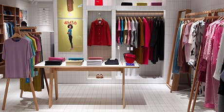Shop Layouts in Visual Merchandising Webinar tickets