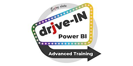 drjve-IN: Power BI - Visualisierung in 240 Minuten Tickets