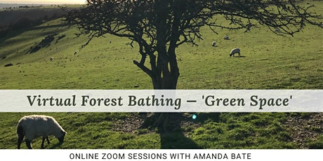 Virtual forest bathing - 'Green Space' tickets