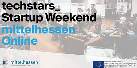 Techstars Startup Weekend Online 05/21 tickets