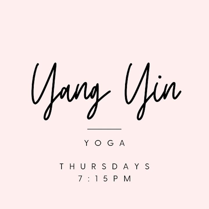 Yang Yin Yoga Class - Livestream 2