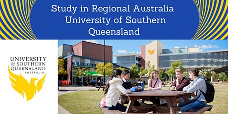 Study in Regional Australia – University of Southern Queensland tickets
