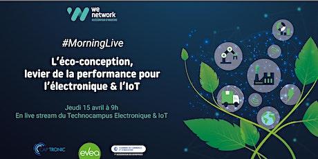 L'éco-conception, levier de la performance pour l'électronique et l'IoT billets