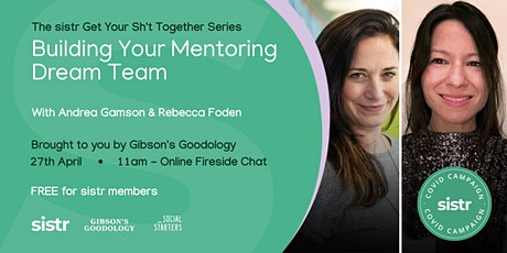 Building Your Mentoring Dream Team tickets