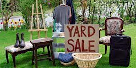 Truro Community Yard Sale - April 17th tickets