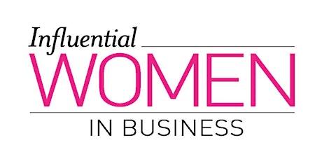 2021 Influential Women in Business Luncheon tickets
