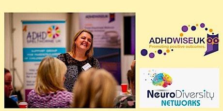 ADHD parent/carer talk tickets