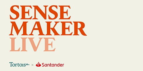 Sensemaker Live: Are we reopening too quickly? tickets