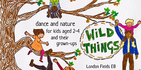 Wild Things - Summer term 1 tickets