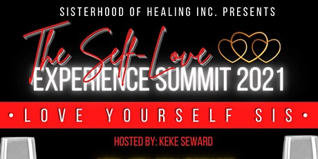 The Self-Love Experience Summit 2021 tickets