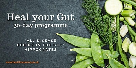 Heal Your Gut Discovery Talk tickets