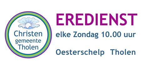 Eredienst 18 april 2021 tickets