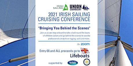 2021 Irish Sailing Cruising Conference tickets