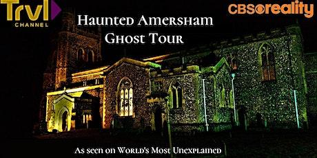 Haunted Amersham Ghost Tour tickets