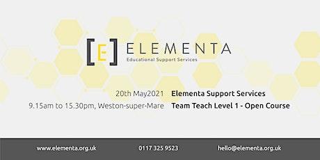 Team Teach Open Course - Level 1, Weston-super-Mare tickets