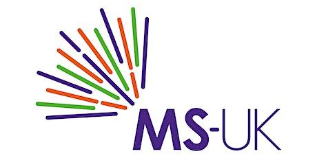 MS-UK Nutrition workshop Fri 30 Apr tickets