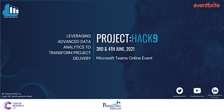 Project:Hack 9 tickets