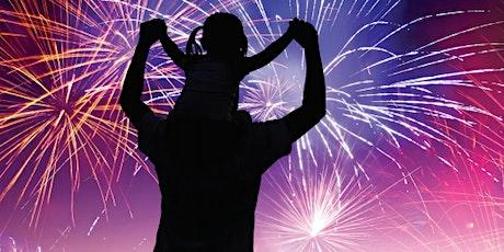 Eton Manor Fireworks 2021 tickets