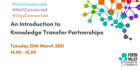 An Introduction to Knowledge Transfer Partnerships tickets