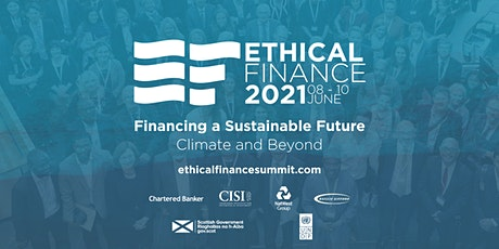 Ethical Finance 2021 tickets