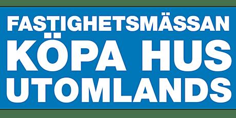 Köpa Hus Utomlands - Stockholm biljetter