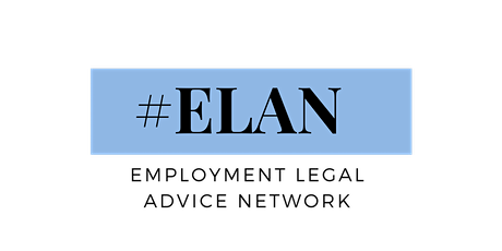 ELAN Training - Immigration law for employment lawyers tickets