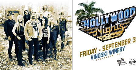 Hollywood Nights - Bob Seger Tribute tickets