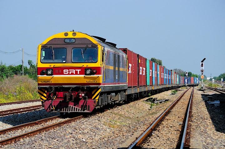 Thailand Railway Modernization Virtual Roundtable image