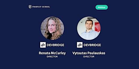 Webinar: Use Product Debt to Maximize Business Value by Devbridge Directors tickets