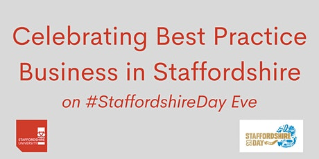 Staffordshire Day Eve - Friday  30th April tickets