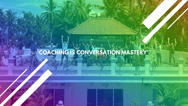 ICF Accredited Mastery in Coaching Certification Global Live Online 12Weeks image