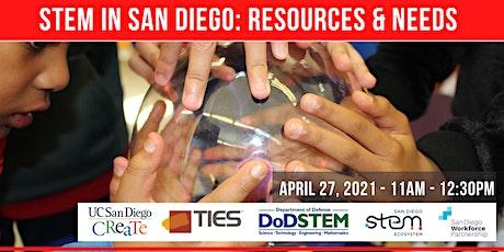 STEM in San Diego: Resources & Needs entradas