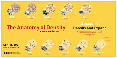 The Anatomy of Density Session 2 - Densify vs. Expand tickets