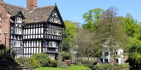 Worsley: official Zoom tour, the day before the new RHS Gardens open tickets