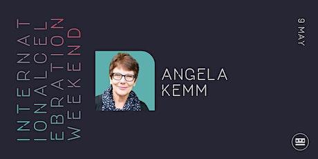ICW 2021: Sunday Morning with Angela Kemm tickets