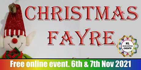 KLE Christmas Fayre tickets