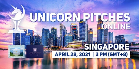 Unicorn Pitches in Singapore tickets