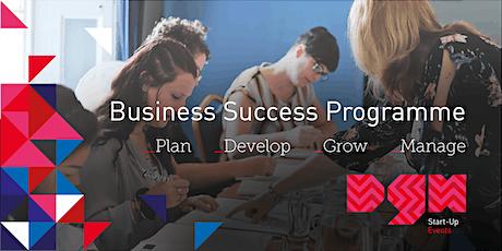 Business Success Programme - Webinar - Dorset Growth Hub tickets
