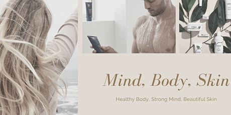 Healthy Living for Mind, Body and Skin tickets