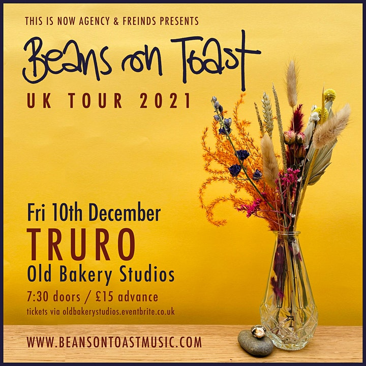 Beans On Toast - Truro image