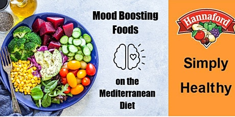 Mood Boosting Foods on the Mediterranean Diet tickets