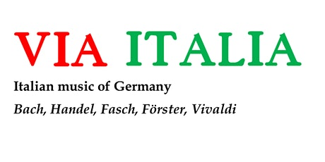 Via Italia: Musical Roads Leading to Italy STREAMED (online) tickets