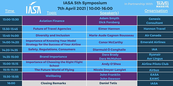 IASA 5th Annual Symposium (Virtual) image